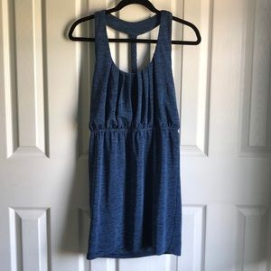 Casual Sundress with Braided Back